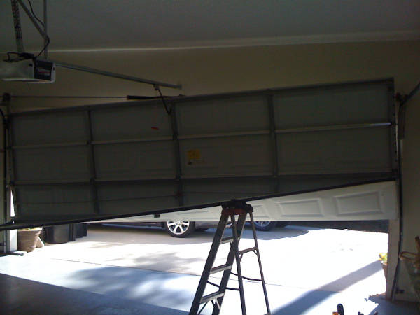 Garage Door Track Repair Atlanta Georgia 5 Star Service